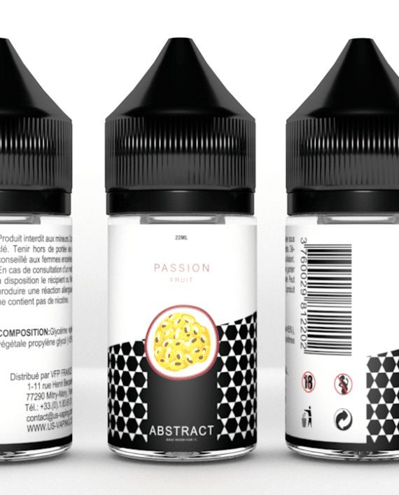 ABSTRACT JUICE – PASSION – 22ML